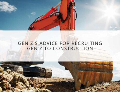 Gen Z's Advice For Recruiting Gen Z To Construction